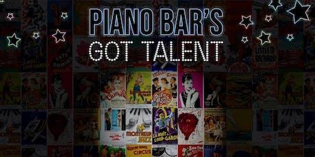 Piano Bar's Got Talent Colac tickets