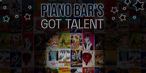 Piano Bar's Got Talent Colac
