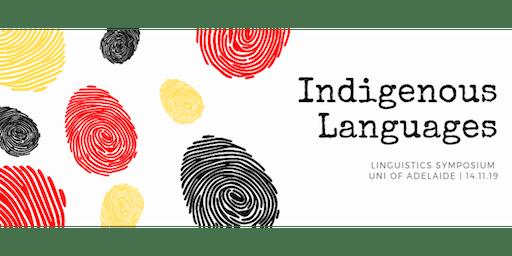 Adelaide Linguistics Post Graduate Symposium