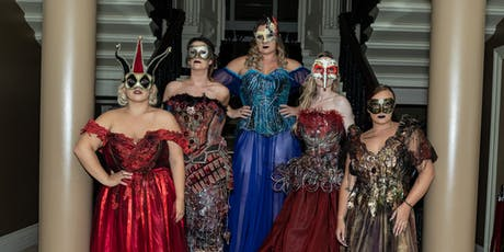 Charity Masquerade Gala Ball Fundraiser tickets