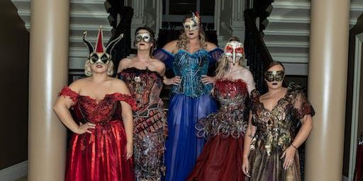 Charity Masquerade Gala Ball Fundraiser