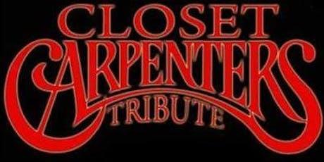 Closet Carpenters tickets