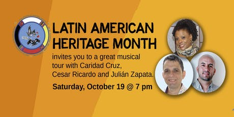 The best of Latin American Music  tickets