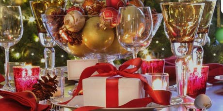 4th ANNUAL HOLIDAY DINNER PARTY tickets