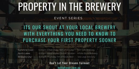 Property in the Brewery - Sunshine Coast Edition tickets