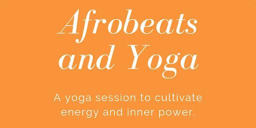 Afrobeats and Yoga
