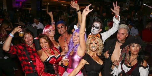 BB's 35th Annual Halloween Bash at The Show Agua Caliente Casino