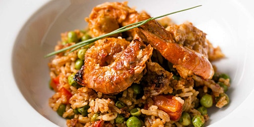 Secrets of Paella for 2 - Cooking Class by Cozymeal™