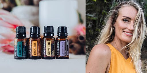 Emotional Manifestations with Essential Oils | ADELAIDE