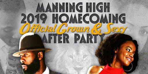 Official MHS Grown & Sexy Homecoming Afterparty