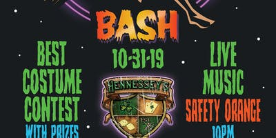 Hennessey's Halloween Bash