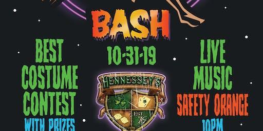 Hennessey's Halloween Bash