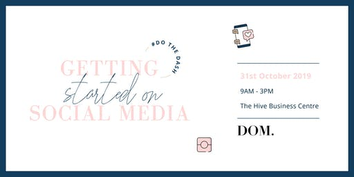 Getting Started on Social Media (And Nailing it!) | Full Day Workshop