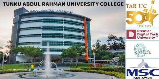 INFO SESSION TUNKU ABDUL RAHMAN UNIVERSITY COLLEGE, MALAYSIA