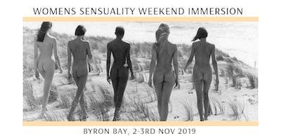 Women's Sensuality Weekend