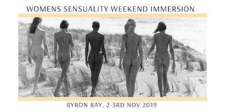 Women's Sensuality Weekend tickets