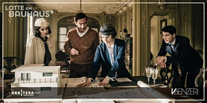 "VBenzeri Mekan Film Gösterimi 01: ""Lotte Am Bauhaus"""