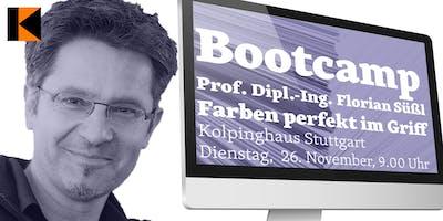 """IDUGS #60 Bootcamp """"Farben fest im Griff"""""""