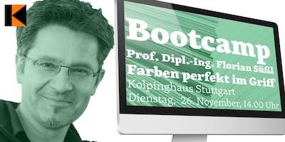 """IDUGS #61 Bootcamp """"Farben fest im Griff"""""""