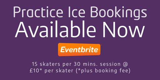 ICE Aberdeen Practice Ice Sessions