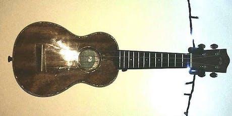 Melodic Picking Workshop for Ukulele tickets