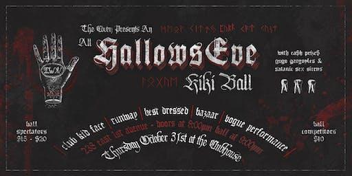 "☩ the COVEN ☩ presents an... 'All Hallows Eve Kiki Ball"""