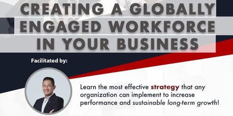 [PAID Seminar]  How To Create A Global Team Engagement in Your Business tickets