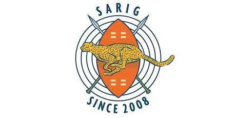 SARIG Radar Conference tickets
