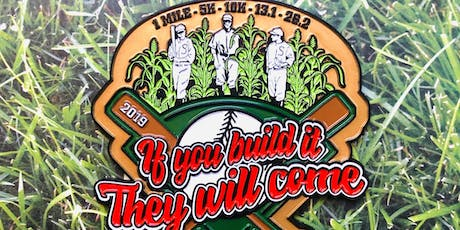 If You Build It They Will Come 1M 5K 10K 13.1 26.2 -Green Bay tickets