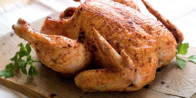 event image Authentic French Roast Chicken - Team Building by Cozymeal™