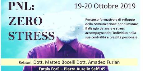PNL: Zero Stress 3° step biglietti