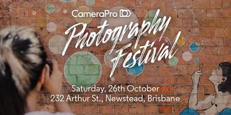 CameraPro Photography Festival - October 2019 tickets