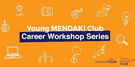 YMC Career Workshop Series - Healthcare Challenge: A Patient's Journey tickets