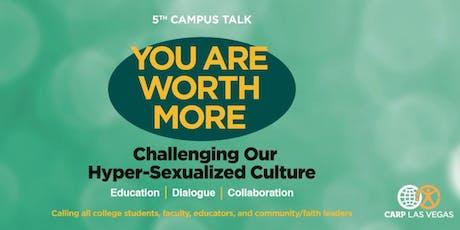 5th Campus Talk tickets