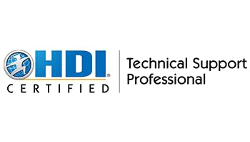 HDI Technical Support Professional 2 Days Virtual Live Training in Milan