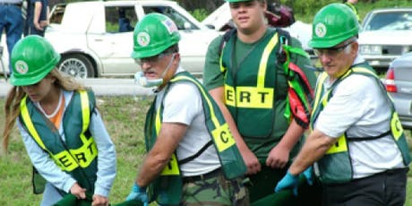 Weekend CERT Basic Training Course, Fall 2019 (Dec. 6, 7, 8 & 14) tickets