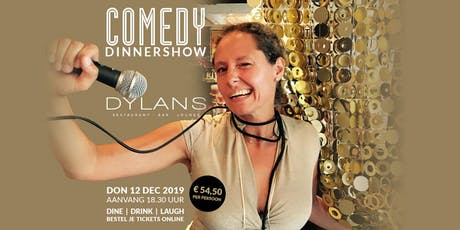 DYLANS Comedy Dinnershow tickets