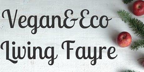 Vegan & Eco Living Christmas Fayre tickets