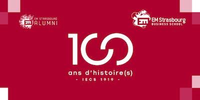 Témoignages d'Alumni - 100 ans d'Histoire(s) de l'EM Strasbourg