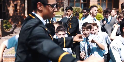 St Patrick's College Strathfield 2019 Year 9 Family Get-together