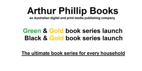 Books launch by Arthur Phillip Books  tickets