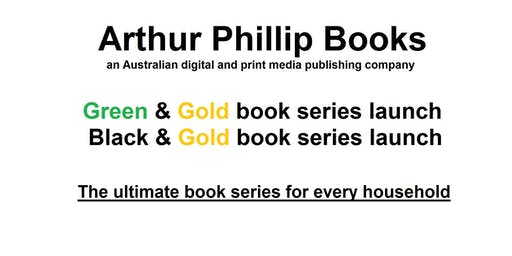 Books launch by Arthur Phillip Books