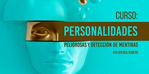 Curso: Personalidades Peligrosas y Detección de Mentiras