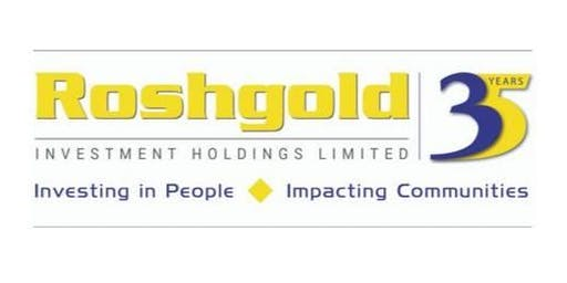 35th Roshgold Investment Holdings Ltd AGM 2019