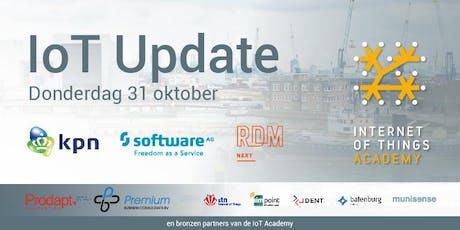 Meetup: IoT Update tickets