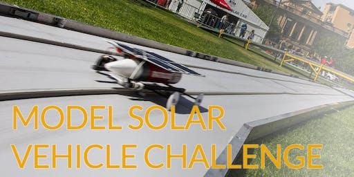 Model Solar Challenge 30th Anniversary