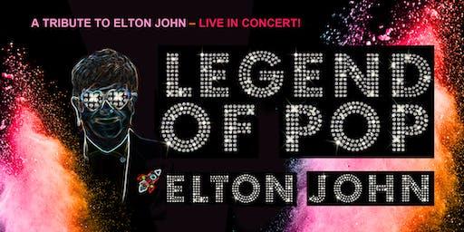 LEGEND OF POP - A TRIBUTE TO ELTON JOHN | Salzburg