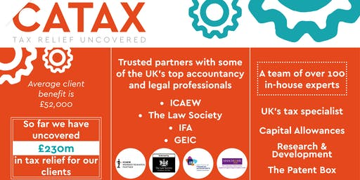 Uncovering Research & Development Tax Relief with Catax