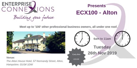 ECX100 - Alton tickets