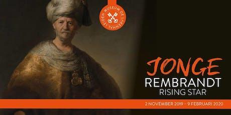 Familiedag | Jonge Rembrandt - Rising Star tickets